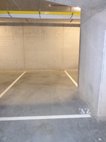 Ondergrondse autostaanplaats
