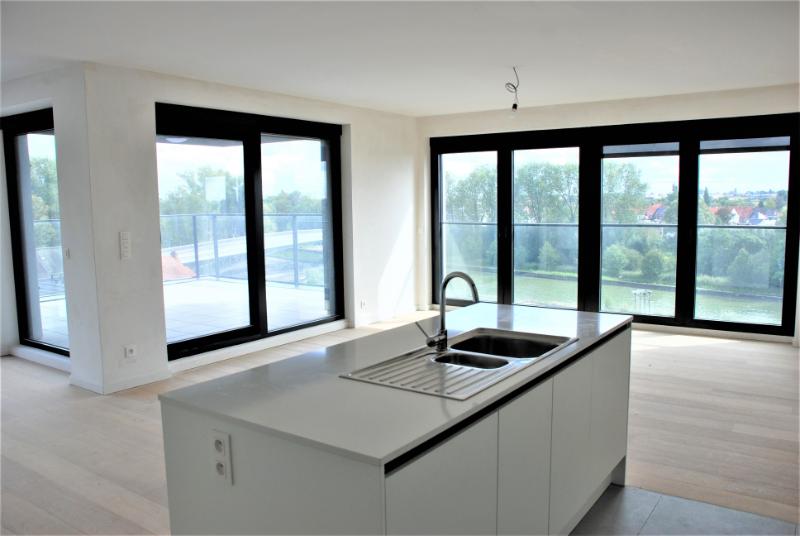 Keuken + leefruimte