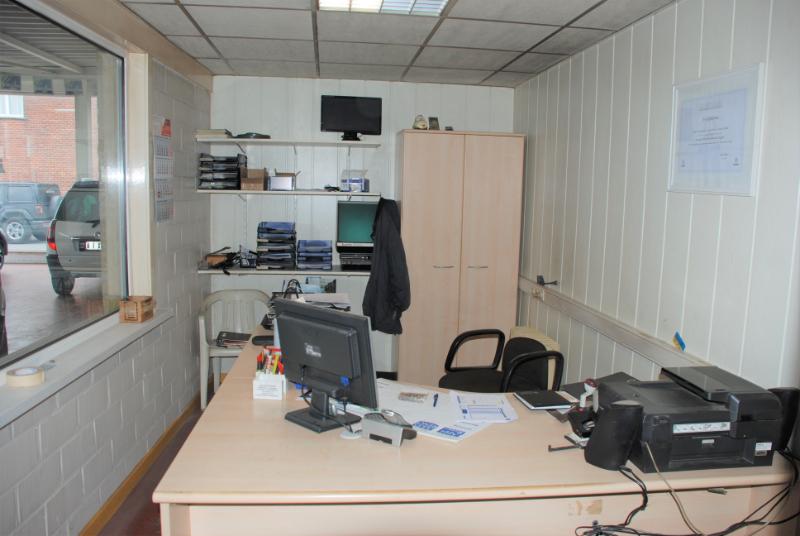 bureau gelijkvloers