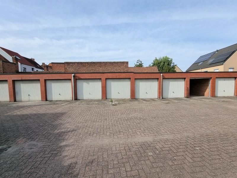 garagecomplex te koop
