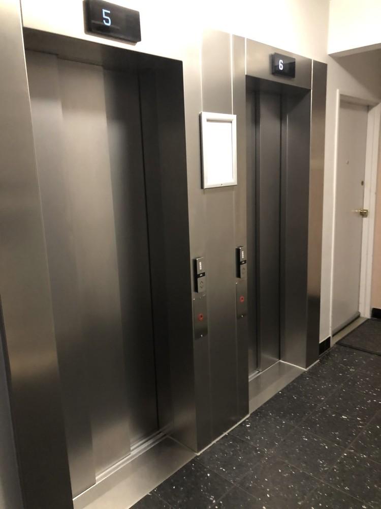 vernieuwde liften