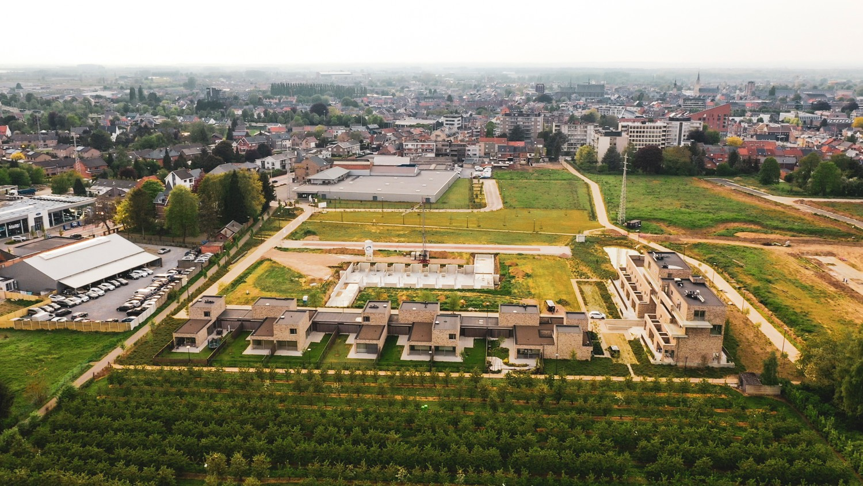 Park Gulden Bodem in Sint-Truiden - gelijkvloerse woning
