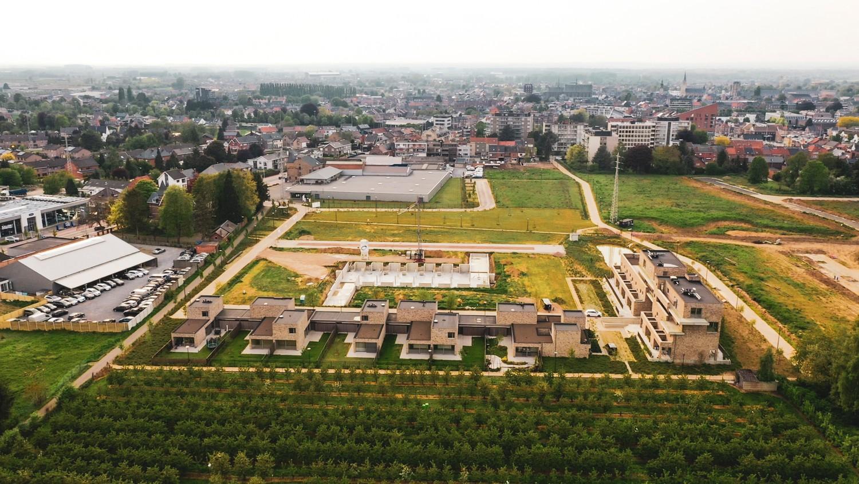 Park Gulden Bodem in Sint-Truiden - stadswoningen