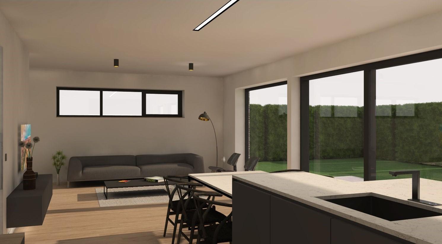 Lot 08 Moderne open bebouwing te Aarschot