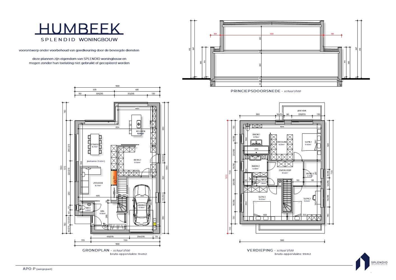 Villa in Humbeek
