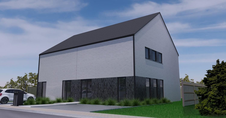 Lot 04 - Moderne woning te koop in Tielt-Winge