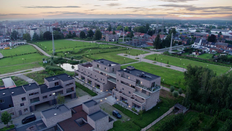Nr. 27 Riante stadswoning in een groene oase in Sint-Truiden