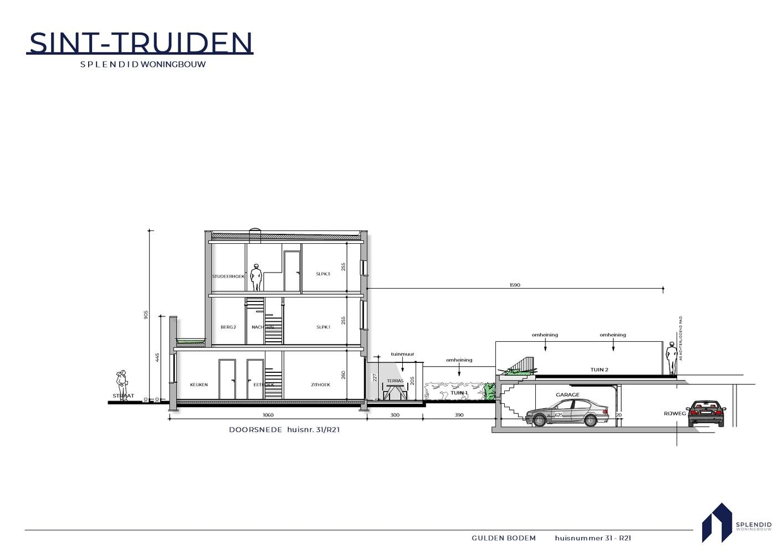 Nr. 31 Riante stadswoning voor levensgenieters en gezinnen in Sint-Truiden