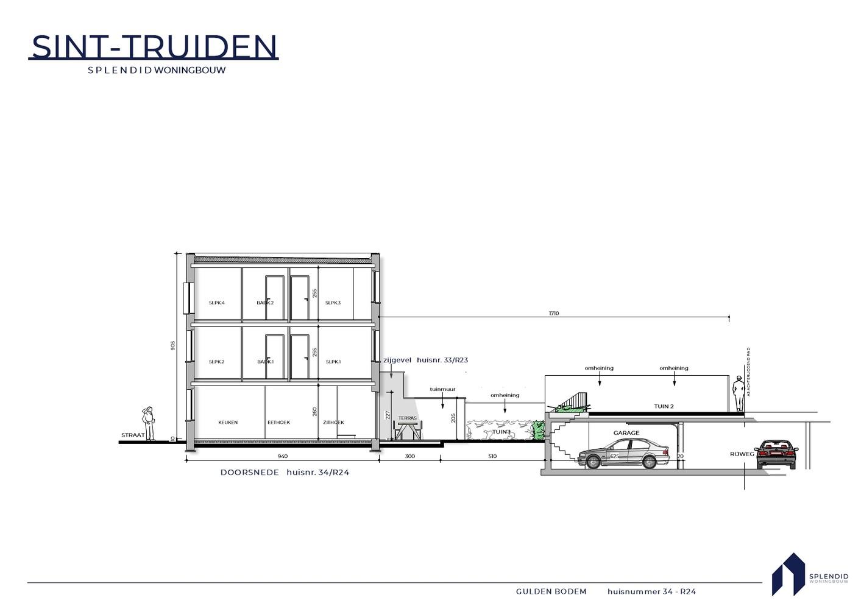 Nr. 34 Riante stadswoning voor levensgenieters en gezinnen in Sint-Truiden