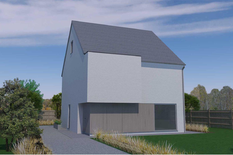 Nieuwbouwwoning in Wespelaar bij Haacht