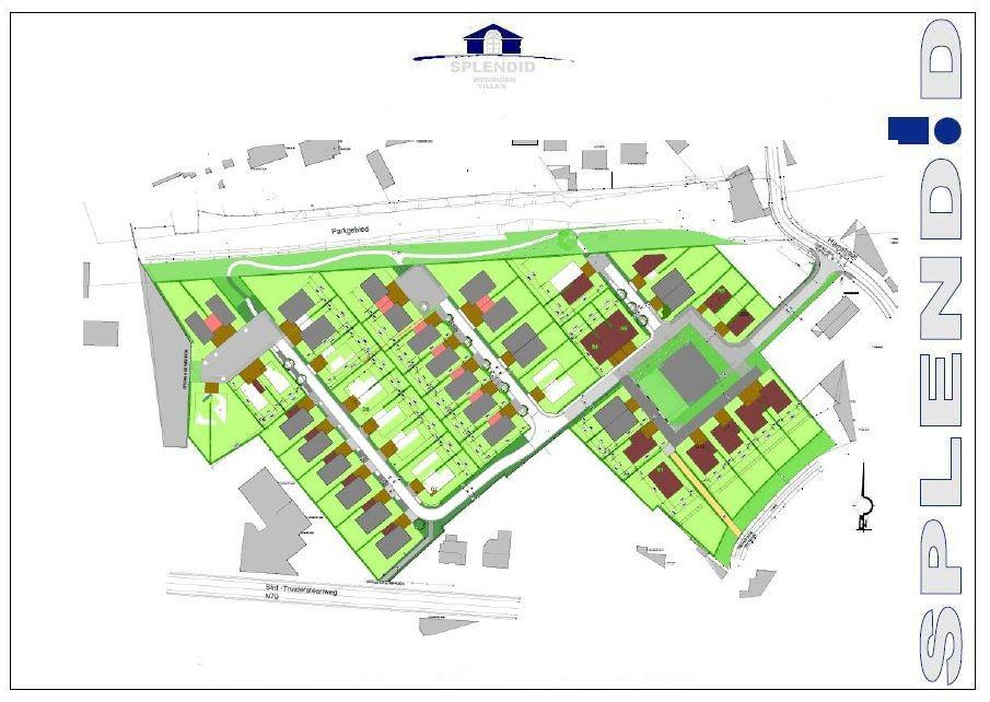 Hamveld in Borgloon - bouwgronden