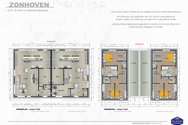 Lot 06 Kies jij straks de afwerking van deze semi-open woning in Zonhoven?