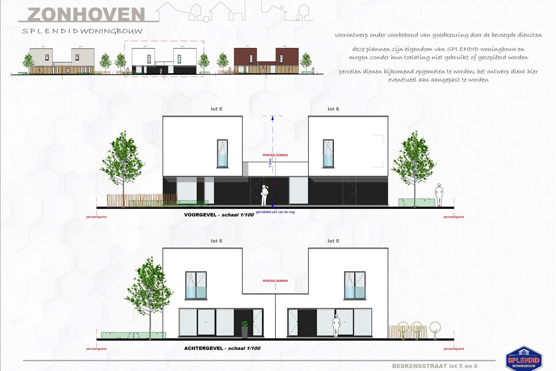 Lot 05 Semi-open bebouwing in een strak design in Zonhoven