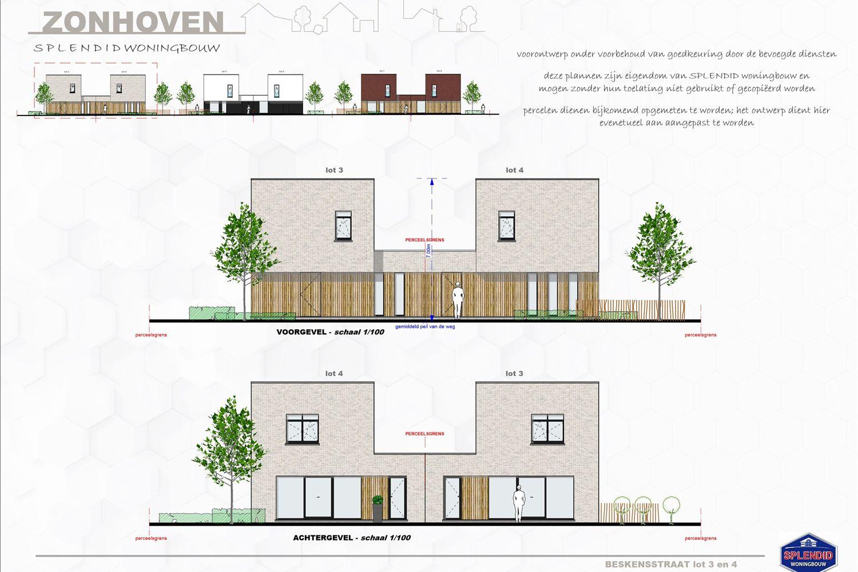 Lot 03 Semi-open woning met zonnepanelen in Zonhoven