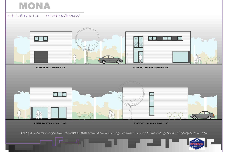 Lot 05 Moderne woning met zonnepanelen in Aarschot