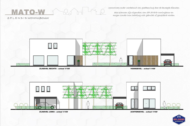 Lot 04 Moderne open bebouwing in Aarschot