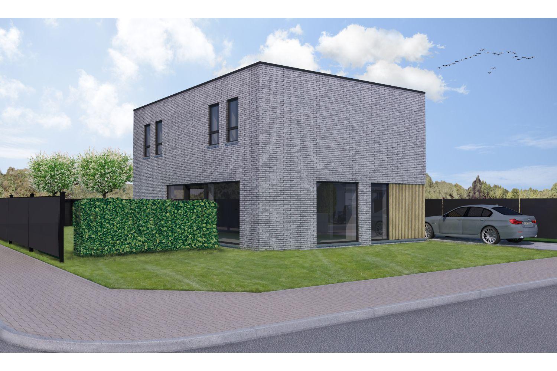 Lot 02 Moderne open bebouwing vlakbij het centrum van Zonhoven