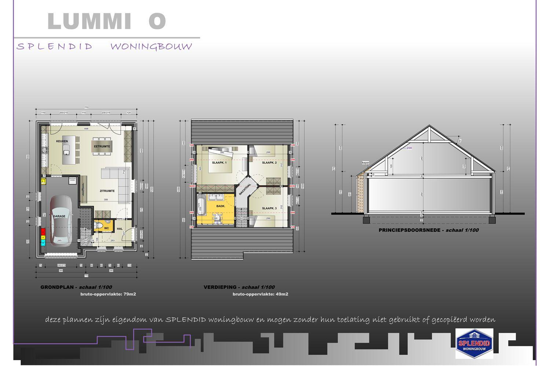 Lot 01 Zonnige open bebouwing vlakbij het centrum van Zonhoven